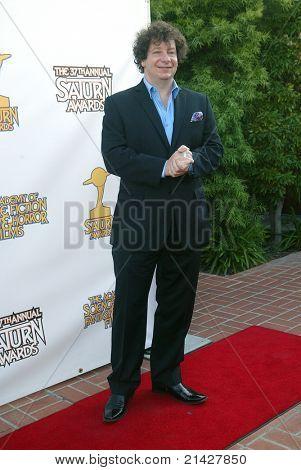 BURBANK, CA - JUNE 23: Jeff Ross arrives at the 37th annual Saturn awards on June 23, 2011 at The Castaways restaurant in Burbank, CA
