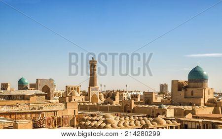 Top View Bukhara