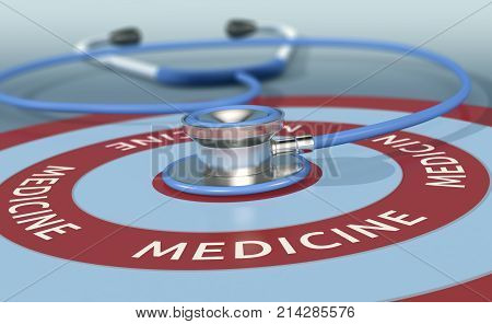 Concept Of Health And Medicine