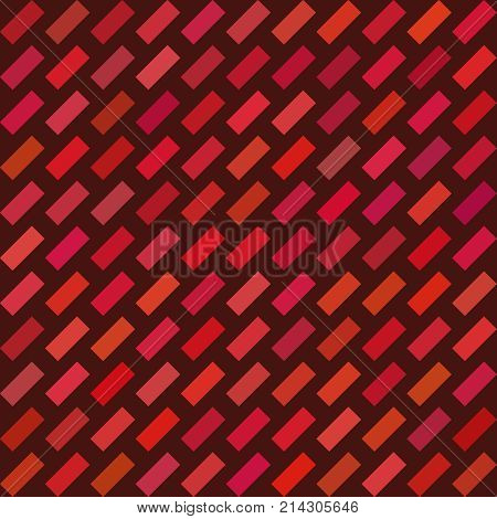 Abstract seamless background design cloth texture with rectangle elements. Creative vector endless fabric pattern with shapes of small rectangle. Simple soft graphic tile images for wallpaper or textile.