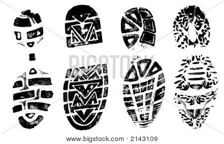 4 Bootprints Iii