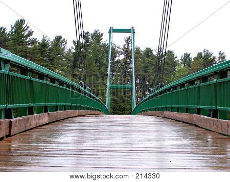 Snowmobile Bridge