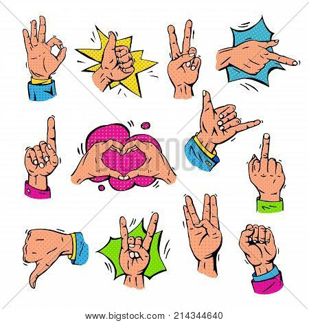 Sketch human hands vector arms holdings objects and showing items people handle body part gesture presentation concept illustration. Communication gesturing characters advertising marketing.
