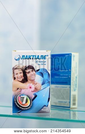 Laktiale In Box Of 30 Capsules Of 230 Mg