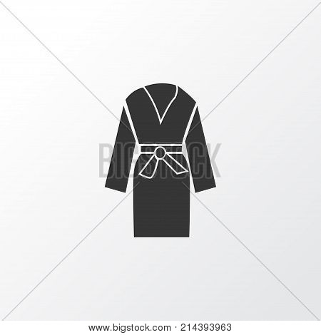Sarafan Icon Symbol. Premium Quality Isolated Evening Gown Element In Trendy Style.