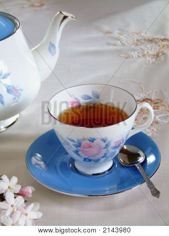 Refreshing Cup Of Tea /A