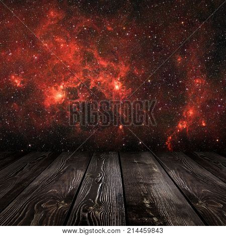 galaxy stars nature background. Elements of this image furnished by NASA