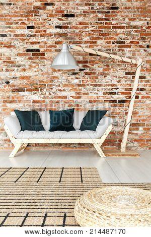 Raw Style Loft Interior