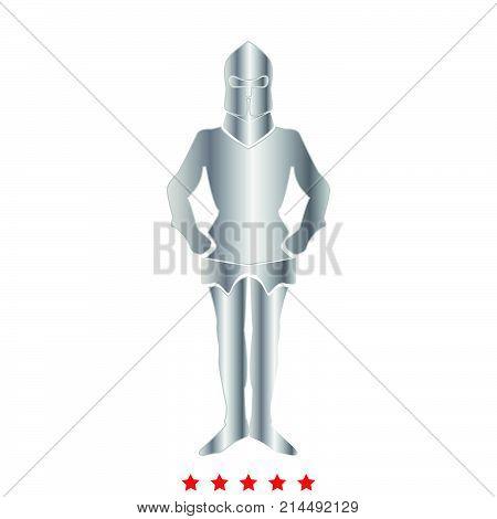 Armour Icon .  Flat Style