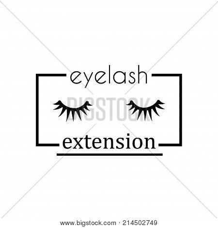 Two Eyelash Extensions