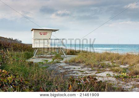 Rettungsschwimmer stand