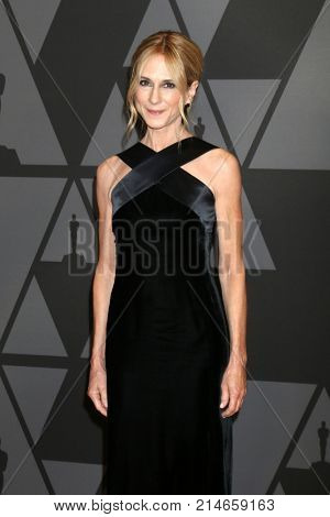 LOS ANGELES - NOV 11:  Holly Hunter at the AMPAS 9th Annual Governors Awards at Dolby Ballroom on November 11, 2017 in Los Angeles, CA