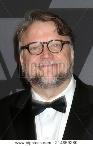 LOS ANGELES - NOV 11:  Guillermo del Toro at the AMPAS 9th Annual Governors Awards at Dolby Ballroom on November 11, 2017 in Los Angeles, CA