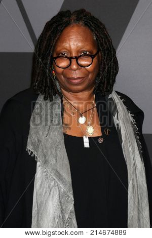 LOS ANGELES - NOV 11:  Whoopi Goldberg at the AMPAS 9th Annual Governors Awards at Dolby Ballroom on November 11, 2017 in Los Angeles, CA