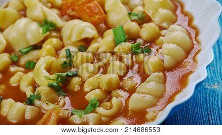 Mamma Mia Minestrone Soup