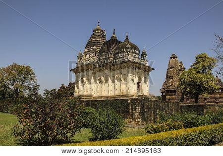 Pratapeshwar Temple western Temples of Khajuraho India