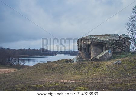 Military Fortification Of The First And Second World War