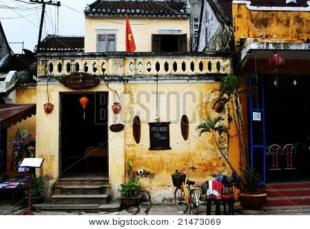 Cafe in Hoi An (Vietnam)