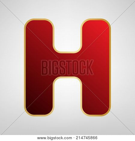 letter h sign design vector photo free trial bigstock
