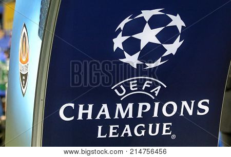 Uefa Champions League: Shakhtar Donetsk V Feyenoord