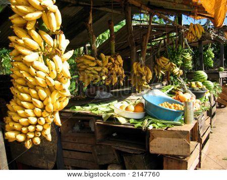 Brazilian Banana Stand