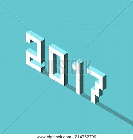 Isometric 2017 Year