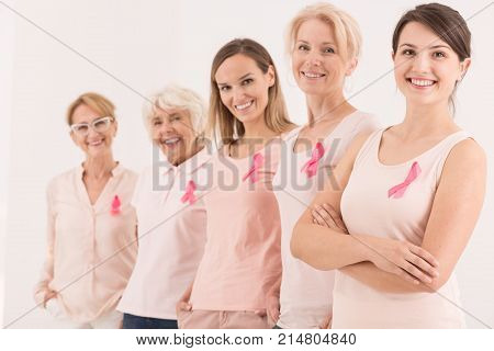 Social Breast Cancer Awareness Campaign