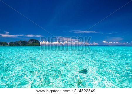 Exotic Getaway Sunny Waters