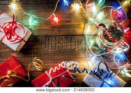 Christmas, New Year's Concept