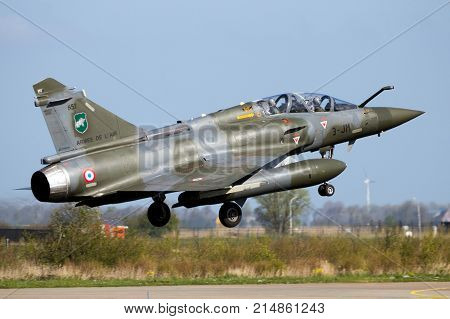 France Air Force Mirage 2000 Fighter Jet Aircaft