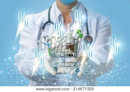 Start Discount In Online Pharmacy.