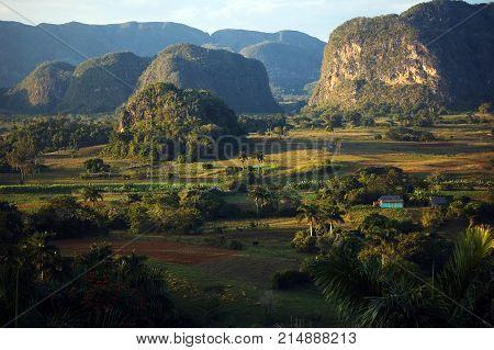 Vinales Landscape In Cuba