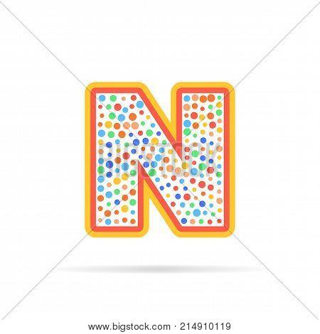 fancy letter n designs 38664 pixhd