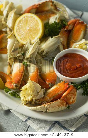 Fresh Caught Dungeness Crab