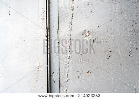 Silver Aluminum Painted Metal Sheet