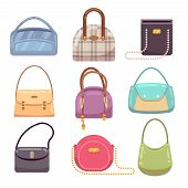 Woman Bag Vector Vector   Photo (Free Trial)   Bigstock 5201dca40f