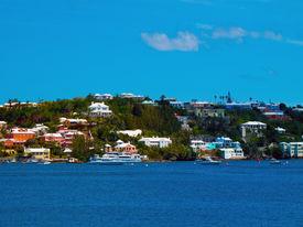 A Sunny Day In Bermuda