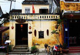 Cafe in Hoi An (Vietnam)