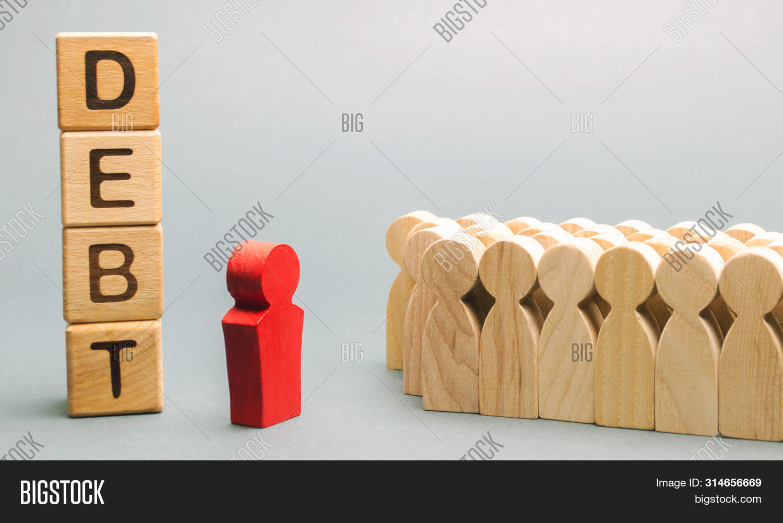 Wooden Blocks Word Image Photo Free
