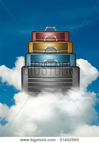Briefcases And Cloud Computing