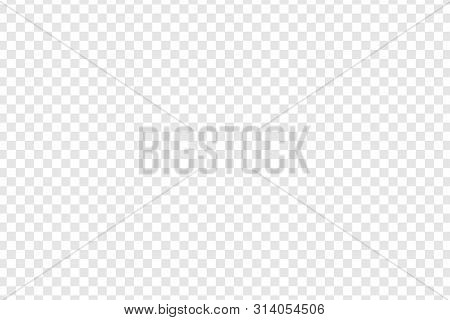 Grid Gray Square Isolated On White Background Vector Illustration