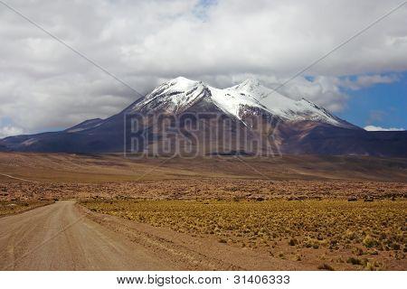 Volcano Miñiques