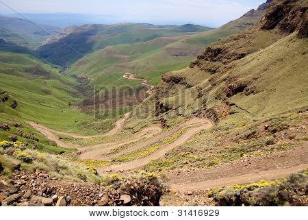 The Kingdom of Lesotho