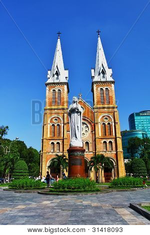 Church in Vietnam