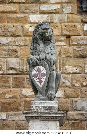 The Florentine Lion