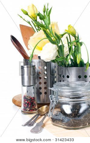 Kitchen Objects, Cookware