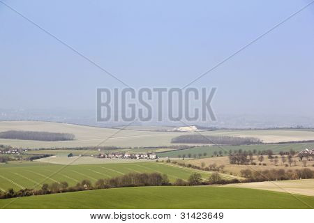Dunstable Downs Aylesbury Vale Countryside