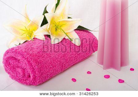 Pink Spa Theme