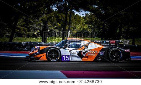 Circuit Of Castellet - France - 13-14 April 2019 -  4 Hours Of Castellet -europeran Le Mans Series -