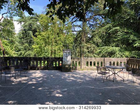 Grand Duke Friedrich Terrace Or Grossherzog-friedrich-terrasse (historisches Wasserreservoir), (flow